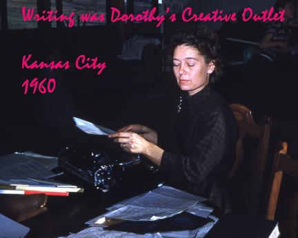 Dorothy in 1960