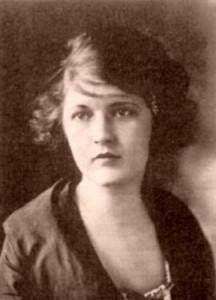Zelda Fitzgerald at 17