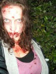Stacy Kingsley zombified